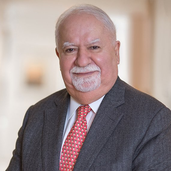A Conversation with Vartan Gregorian About the Andrew