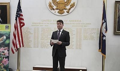 Ambassador Matthew Barzun