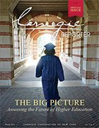 Carnegie Reporter Vol. 7/No. 3, The Big Picture: Assessing the Future of Higher Education