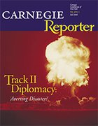 Carnegie Reporter Vol. 3/No. 3