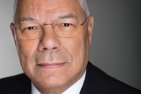 general colin powell speaks at carnegie corporation
