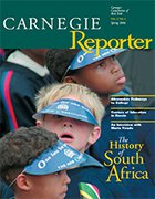 Carnegie Reporter Vol. 2/No. 4