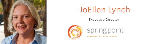 JoEllen Lynch, Executive Director, Springpoint