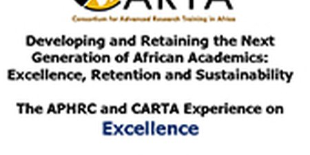 The APHRC and CARTA Experience on Excellence