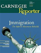 Carnegie Reporter Vol. 5/No. 1
