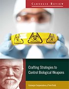 Crafting Strategies to Control Biological Weapons
