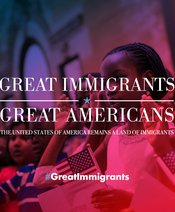 2018 Great Immigrants Great Americans Banner - Instagram Banner 3