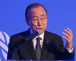 Open Letter to Secretary-General Ban Ki-moon