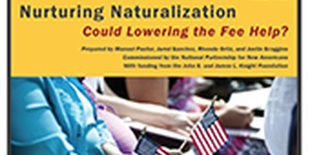 Nurturing Naturalization. Could Lowering the Fee Help?