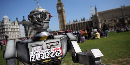 Our Machines, Our Selves, Our Killer Robots