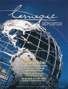 Carnegie Reporter Vol. 7/No. 4