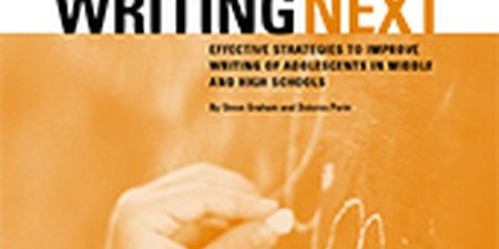 Writing Next: Effective Strategies to Improve Writing of Adolescents in Middle and High Schools