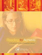 Reading to Achieve. A Governor's Guide to Adolescent Literacy
