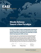 Missile Defense: Toward a New Paradigm