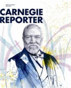 Carnegie Reporter Cover Vol. 9/No. 2