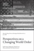 Perspectives on a Changing World Order