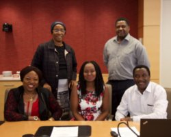 African Diaspora Fellows Reunite in New York City