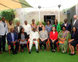 Diaspora Linkages Initiative Grantees Meet in Kenya