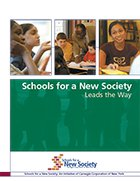 Schools for a New Society Leads the Way
