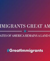 2018 Great Immigrants Great Americans Banner - FB/TW Banner 2