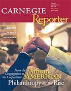 Carnegie Reporter Vol. 4/No. 4