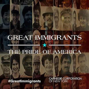 Great Immigrants: The Pride of America