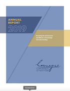 Carnegie Corporation of New York 2019 Annual Report