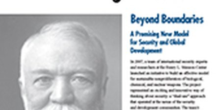 Beyond Boundaries: A Promising New Model for Security and Global Development