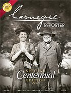 Carnegie Reporter Vol. 6/No. 1