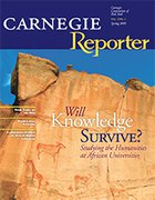 Carnegie Reporter Vol. 5/No. 2