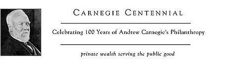 Carnegie Centennial