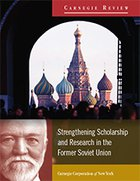 Strengthening Scholarship and Research in the Former Soviet Union