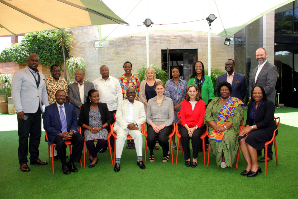 Diaspora Linkages Initiative grantees meet in Nairobi, Kenya