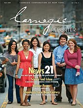 The Carnegie Reporter