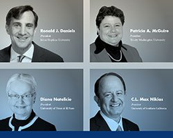 2015 Academic Leadership Awards Announced