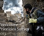 Preventive Priorities Survey: 2013