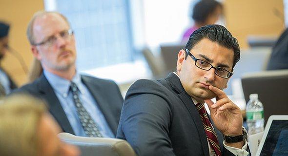 Farhan Latif, President, El-Hibri Foundation