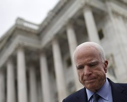 John McCain and Carnegie Corporation