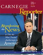Carnegie Reporter Vol. 3/No. 2