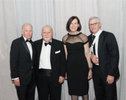 "Vartan Gregorian Honored at IIE Gala with ""Mutual Understanding"" Award"
