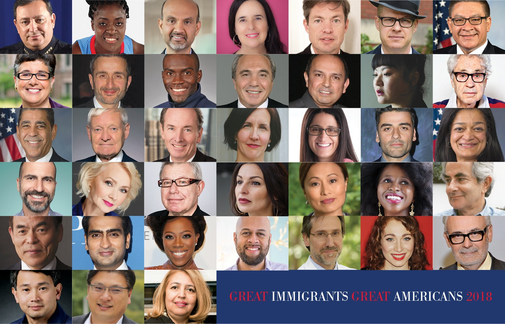 Great Immigrants Holder Image