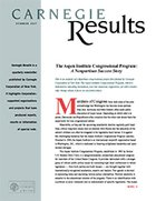 The Aspen Institute Congressional Program: A Nonpartisan Success Story