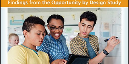 Building and Sustaining Innovative High Schools: Findings from the Opportunity by Design Study