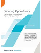 Growing Opportunity