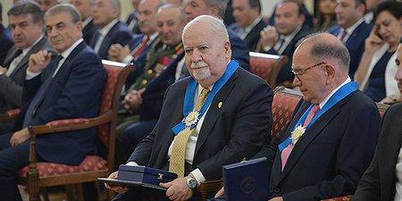 Vartan Gregorian Honored by Republic of Armenia