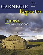 Carnegie Reporter Vol. 3/No. 4