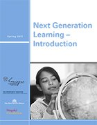 Next Generation Learning: Introduction