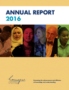 Carnegie Corporation of New York 2016 Annual Report