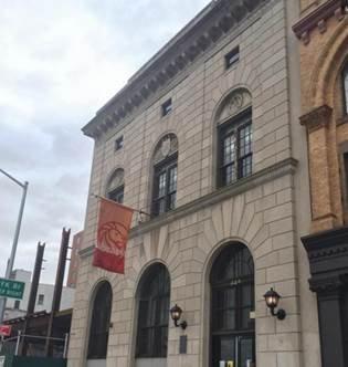 Harlem 125th street Public Library