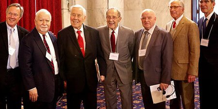 Nunn-Lugar Award Honors Two Nuclear Security Pioneers